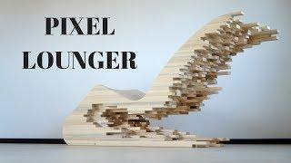 Wooden chair idea