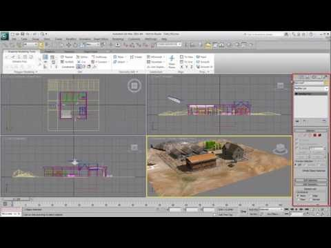 Getting Started with 3ds Max 2011