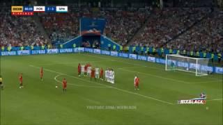 Gol-Gol Cantik Laga Spanyol vs Portugal di Piala Dunia 2018