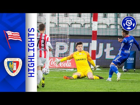 Cracovia Piast Gliwice Goals And Highlights