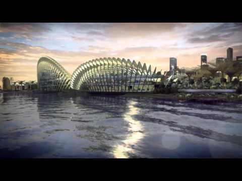 Andrew Grant on designing Gardens by the Bay