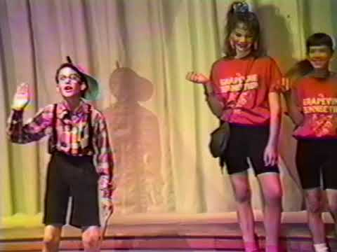 """6th Grade Play """"The Grapevine Connection"""" - Washington Grove Elementary School - June 9th 1993"""