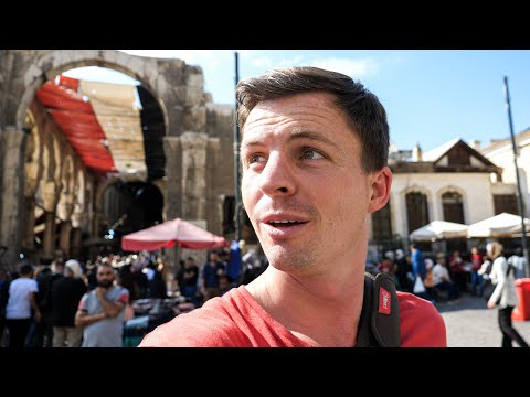Leaving Damascus - First Impressions of SYRIA
