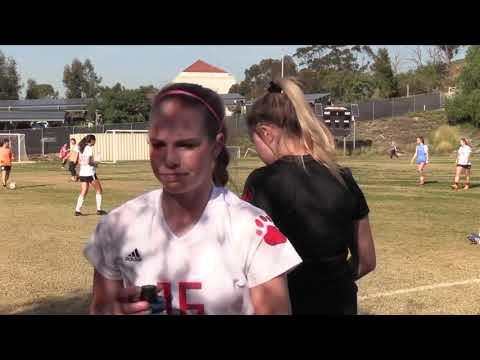 Mayfield Senior School Alumnae Soccer Game 2018