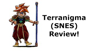Terranigma (SNES) Review!