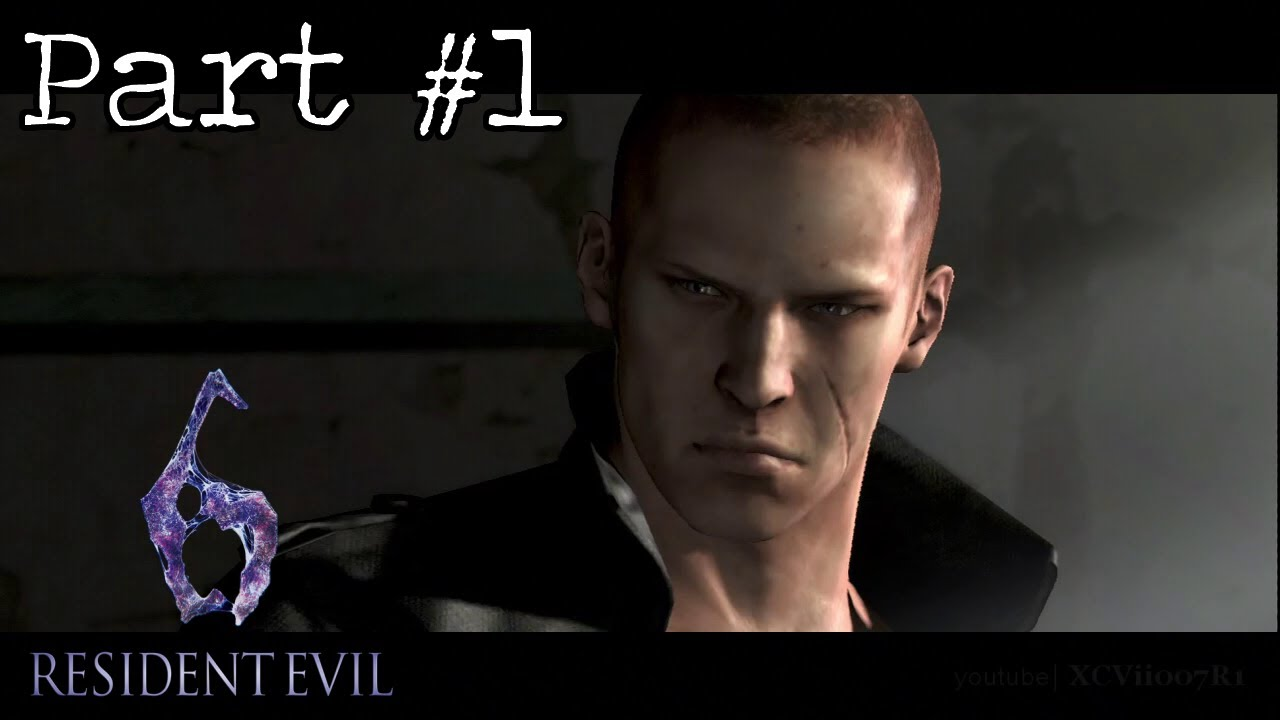 Resident Evil 6 - Leon & Helena Walkthrough Part 1 - YouTube