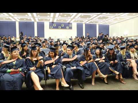 2016 Milken Institute School of Public Health Graduation