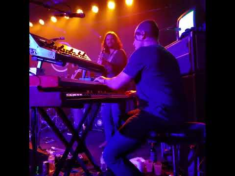 Everyone Orchestra - Aron Magner keyboards - @Charleston Pourhouse 2+ min