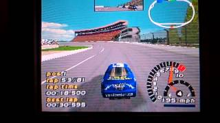Nascar 2000 Walkthrough