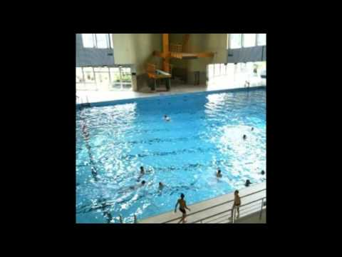 La piscine de colombes youtube for Colombes piscine