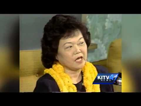 Late congresswoman Patsy Mink receives Medal of Freedom