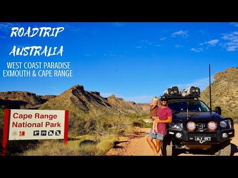 WEST COAST PARADISE - EXMOUTH & CAPE RANGE NATIONAL PARK  ROADTRIP AUSTRALIA EP.11