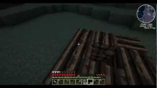 Hardcorowy MineCraft - TerraFirma #2 - Uzupełniamy zapasy i węgiel drzewny