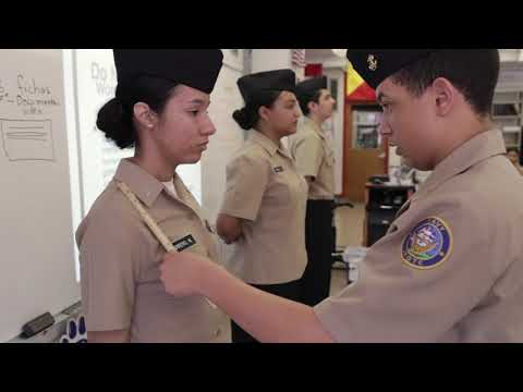 Perth Amboy High School NJROTC Promo Video