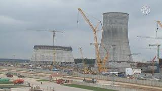Глава МАГАТЭ проинспектировал будущую АЭС в Беларуси (новости)(http://ntdtv.ru/ Глава МАГАТЭ проинспектировал будущую АЭС в Беларуси. Строяющуюся Белорусскую АЭС посетил генера..., 2016-04-21T11:20:11.000Z)