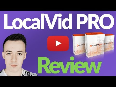 Local Vid Pro Review - 🔥DON'T BUY WITHOUT MY CUSTOM BONUSES🔥