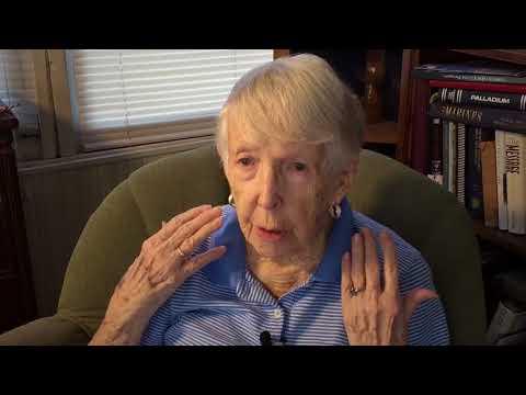 Interview with WWII Veteran - Priscilla Getchell