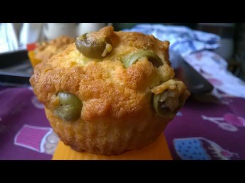 muffins-aux-olives-et-parmesan