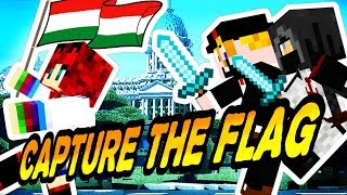 Minebudapest Capture the Flag LIVE! [IDE A ZÁSZLÓVAL!]