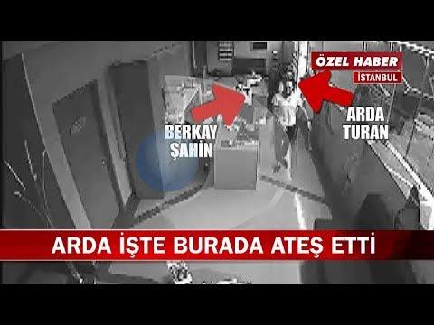 Arda Turan Ve Berkay Arasındaki Kavganın Hastane Görüntüleri Sadece Kanal D Haber'de!