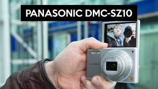 Panasonic DMC-SZ10 | the cheap VLOGGING camera with a flip screen