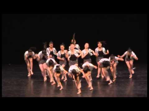 Crazy Paris by TWGHs Wong Fut Nam College's Dance Team