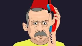 Мульт взрослым! Путин и Кошмары Эрдогана!