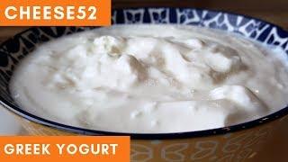 How to Make Greek Yogurt (Easy Tips)