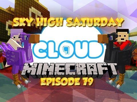 """PIRATE SHIP & CHOCOBO ADVENTURE!"" Sky High Saturday! Cloud 9 - Ep 79"