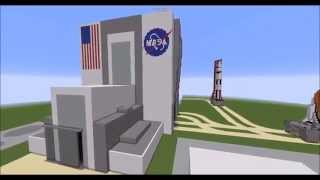 Minecraft Projects #3 - NASA