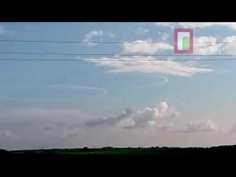 Кольца в небе