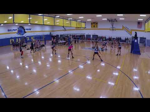 2018 Volley for the Roses M5S1 vs Asics KIVA 14 Black (PR) Part 1