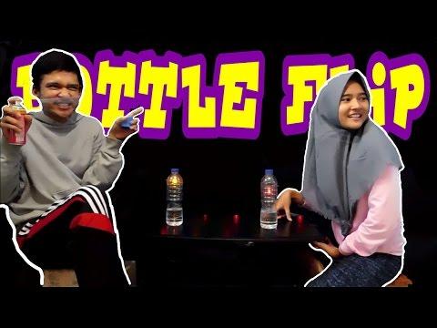Flip Bottle Challenge | Deny Reni Beatbox