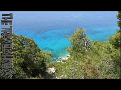 Roadtrip  Lefkas day 2 Ionian Islands Greece 4K UHD.