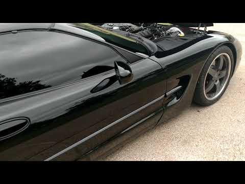 Idle of bolt on C5 Corvette