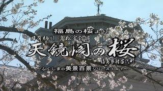 この作品は、福島県猪苗代町の天鏡閣(旧有栖川・高松宮翁島別邸)の桜...