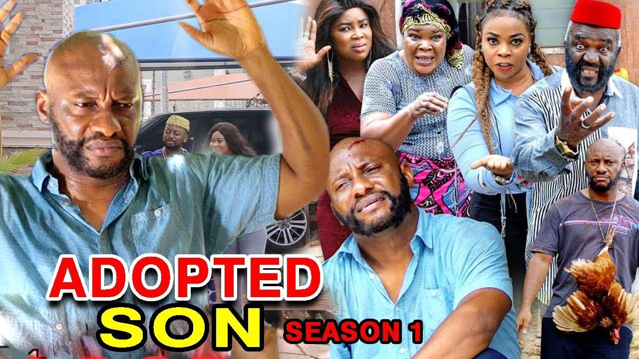 Download ADOPTED SON SEASON 1 - Yul Edochie New Movie   2020 Latest Nigerian Nollywood Movie Full HD