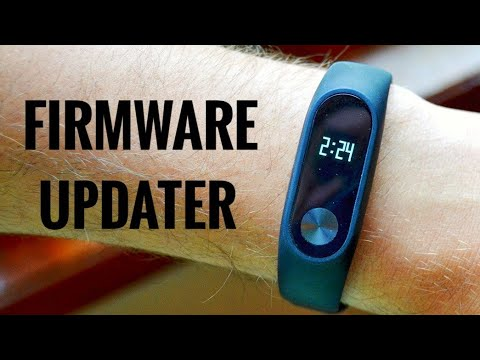 Mi Band 2 Update Firmware 2018 | Heart rate | Issues Fixed | Flashing