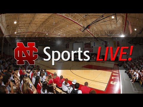 North Central College vs. Greenville College- Men's Volleyball