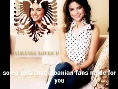 Selena Gomez in Albania