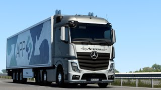 [ETS2 v1.40] Mercedes Actros MP4 Reworked v2.7 [Schumi]