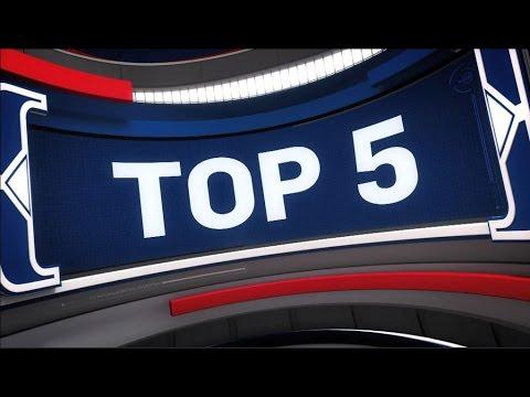 Veja o video – Top 5 NBA Plays of the Night: April 30, 2017