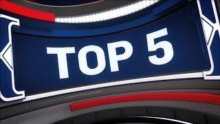 Top 5 NBA Plays of the Night: April 30, 2017