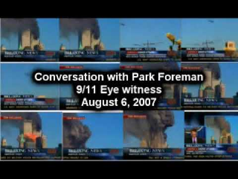 pumpitout com Jeff Hill talks with Park Foreman   9⁄11 WTC Eyewitness