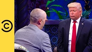 The President Interviews Matt Taibbi - The President Show | Comedy Central