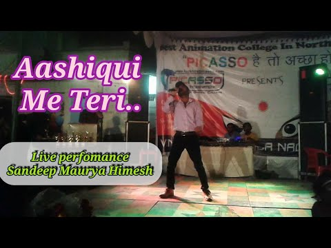 Sandeep Himesh perform aa aa aashiqui me teri