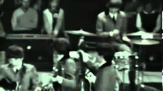 Beatles at the Washington Coliseum 2/11/64 - Clip
