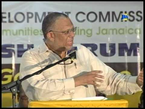 Cde Dr. Peter Phillips On the Jamaican Economy and The IMF