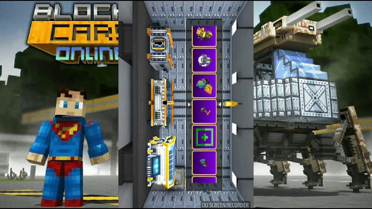 Blocky cars online [ hack apk] Mod 6.1.2