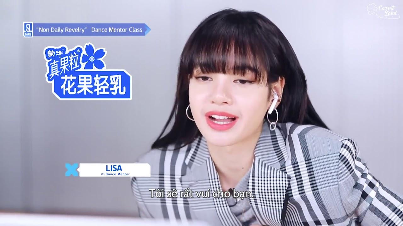 [Vietsub] Lisa chụp ảnh online cùng Ngu Thư Hân – Youth With You 青春有你2
